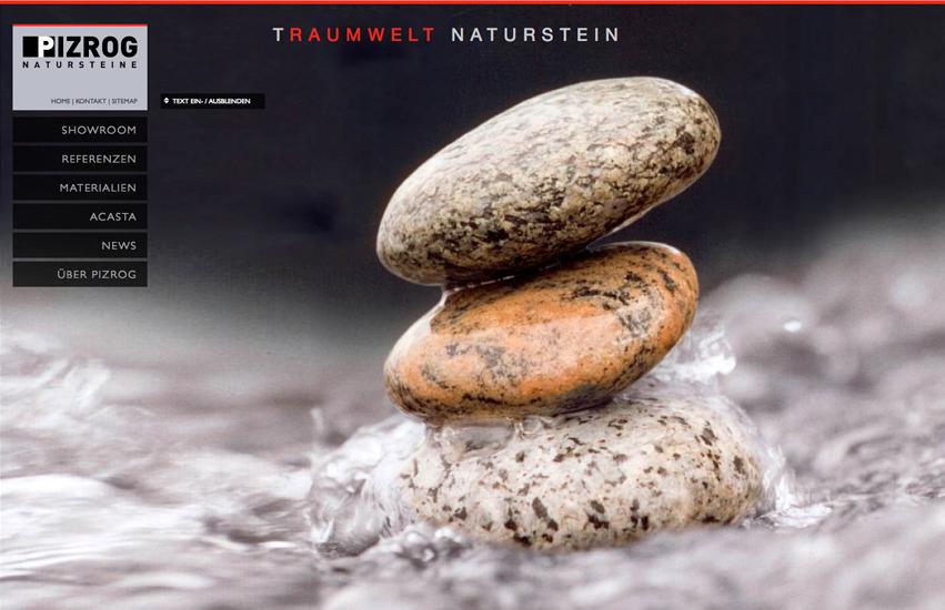 Bild - PIZROG Natursteine AG