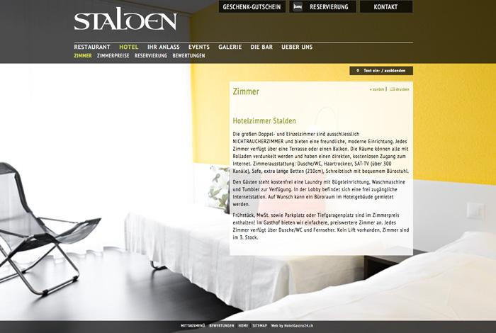 Bild - Hotel Stalden Berikon